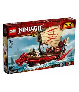 Lego Ninjago, Destiny's Bounty, 71705