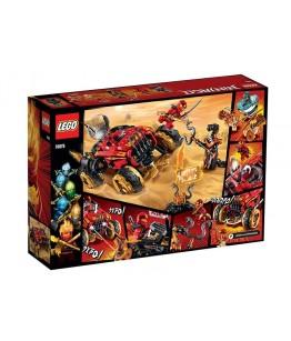 Lego Ninjago, Katana 4x4, 70675