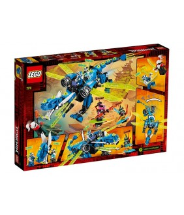 Lego Ninjago, Dragonul cibernetic al lui Jay, 71711