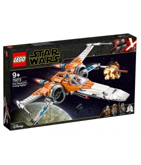 Lego Star Wars, X-wing Fighter al lui Poe Dameron, 75273