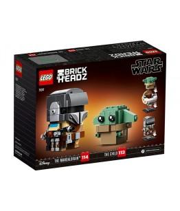 Lego Star Wars, Mandalorian si Copilul, 75317