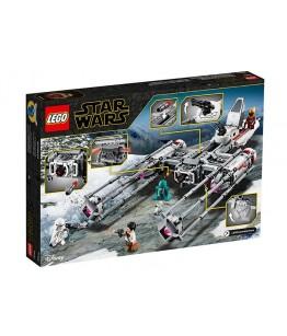 Lego Star wars, Resistance Y-Wing Starfighter, 75249
