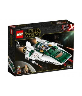Lego Star Wars, Resistance A-Wing Starfighter, 75248