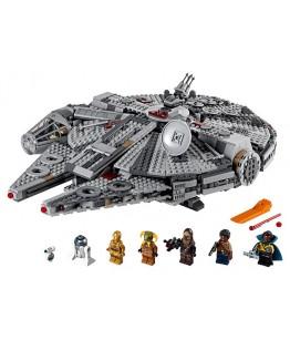 Lego Star Wars, Millennium Falcon, 75257