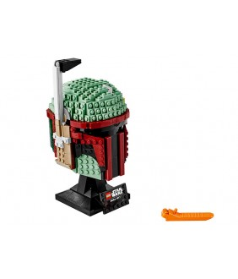 Legos Star Wars, Casca lui Boba Fett, 75277