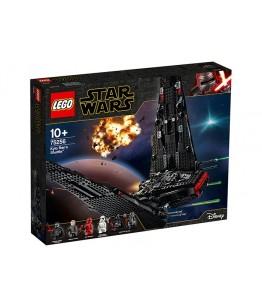 Lego Star Wars, Kylo Ren's Shuttle, 75256