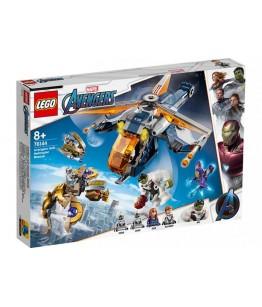 Lego Marvel Super Heroes, Razbunatorii - Hulk doboara elicoptere, 76144