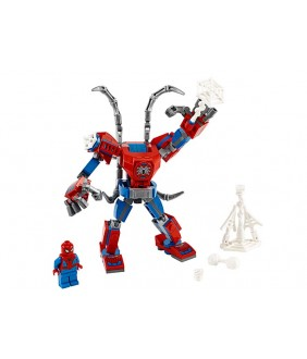 Lego Marvel Super Heroes, Robot Spider Man, 76146