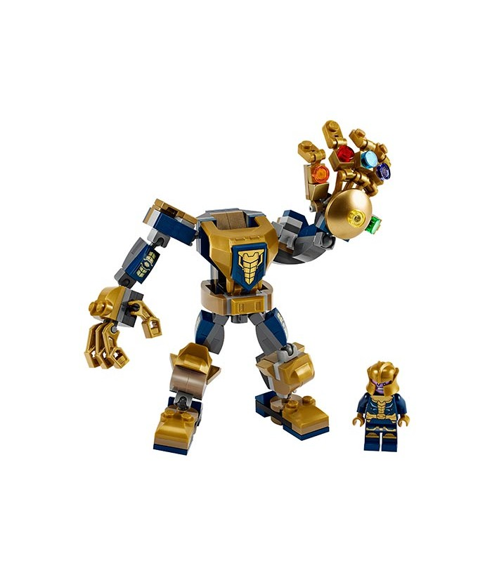 Lego Marvel Super Heroes, Robot Thanos, 76141