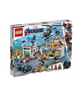 Lego Marvel Super Heroes, Batalia combinata a Razbunatorilor, 76131