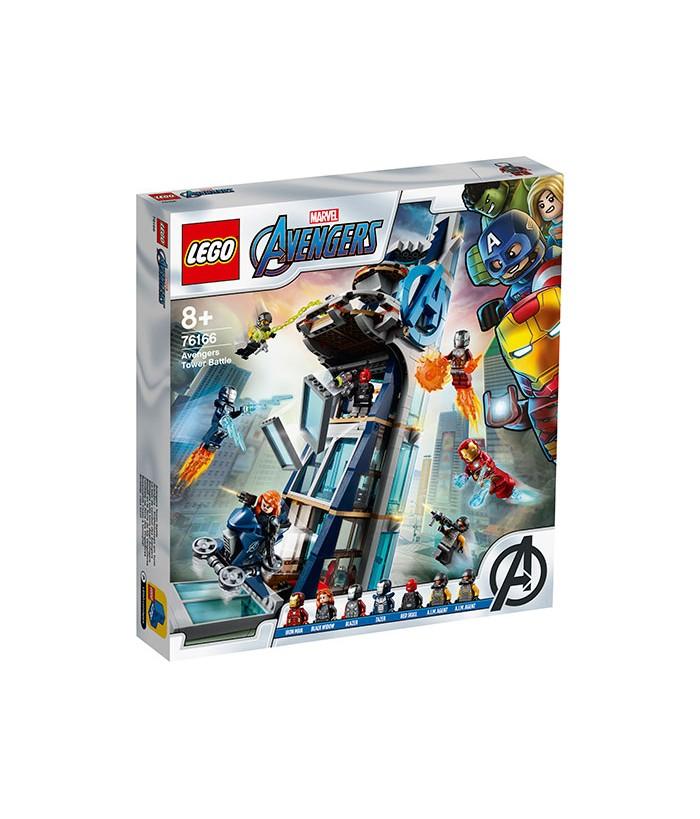 Lego Marvel Super Heroes, Lupta din turn a Razbunatorilor, 76166