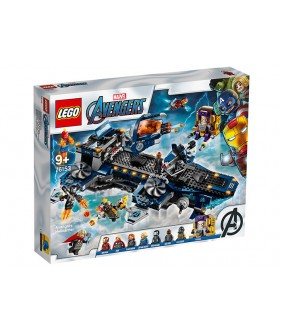 Lego Marvel Super Heroes, Elicopter de transport al Razbunatorilor, 76153