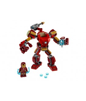 Lego Marvel Super Heroes, Robot Iron Man, 76140