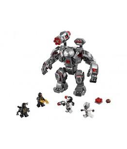 Lego Marvel Super Heroes, Spargator de Masini de razboi, 76124