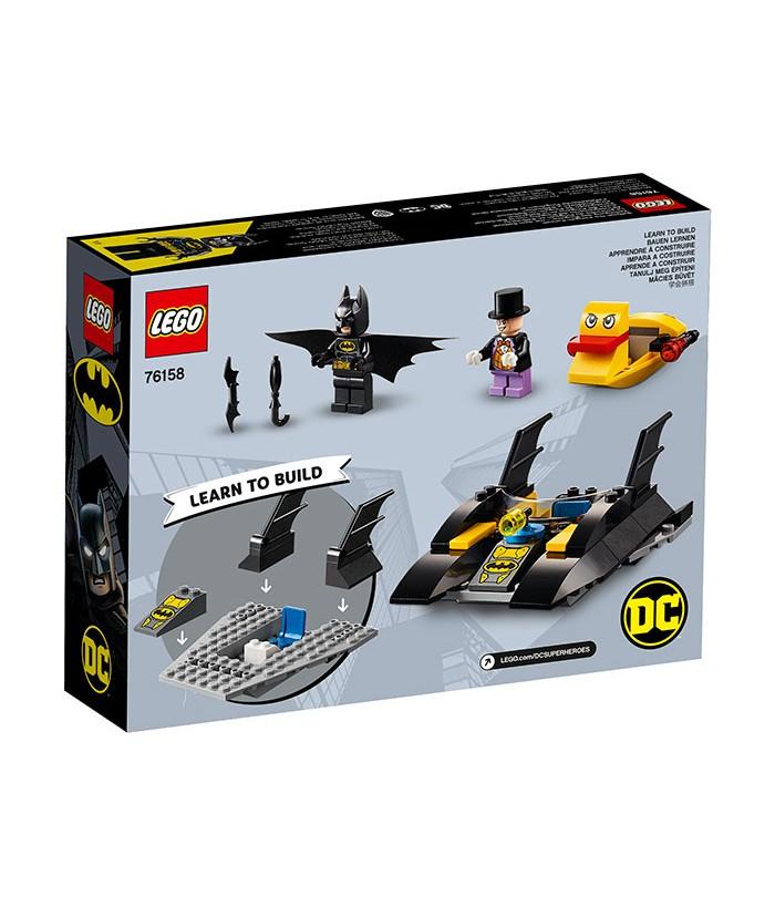 Lego Super Heroes DC, Urmarirea Pinguinului, 76158