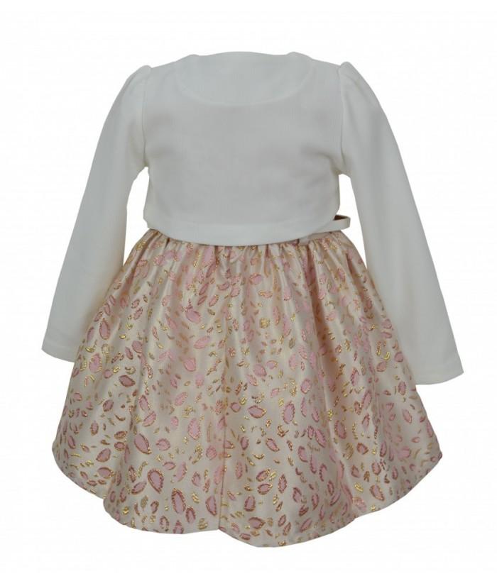 Rochie cu bolero pentru fetita, Ania, 2-6 ani, 92-116 cm