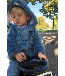 Blanita-palton elegant, baiat, 0-2 ani, Colibri