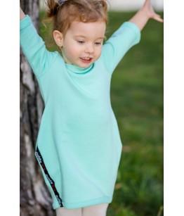 Rochita de fetita cu maneca lunga, 18 luni-11 ani, Kippio, 27994