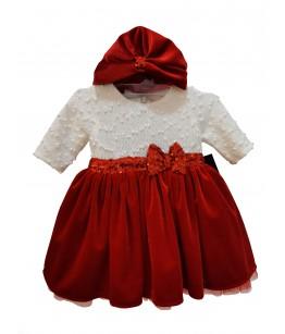 Rochita pentru fetite, Aris, 0-2 ani,Colibri, 26999