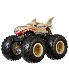Masina Hot Wheels by Mattel Monster Trucks Leopard Shark