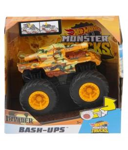 Masina Hot Wheels by Mattel Monster Trucks Invader