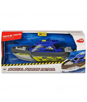 Barca Dickie Toys Special Forces Patrol, 3+