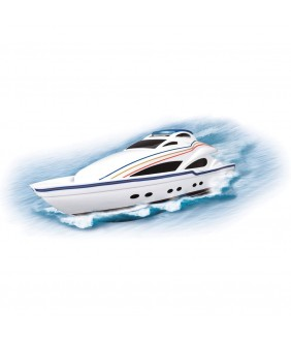 Barca Dickie Toys Sea Lord cu telecomanda, 6+