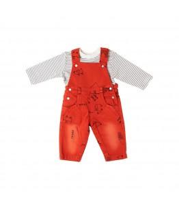 Salopeta baieti, 1-24 luni, Babybol, 20236
