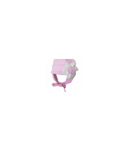 Caciula cu floricica, 0-6 luni, 28274