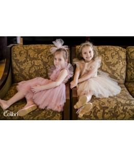 Rochita balerina, 9 luni-12 ani, tulle, Colibri, 28329