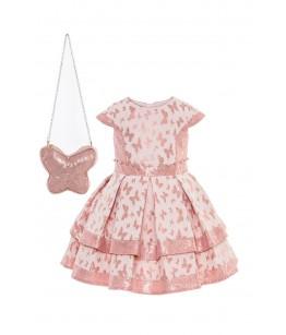 Rochita cu gentuta fetita, 4-8 ani, Pamina, 28433