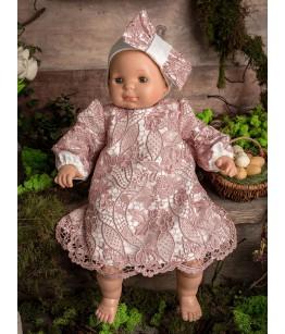 Set rochita cu bentita, 0-12 luni, 28564