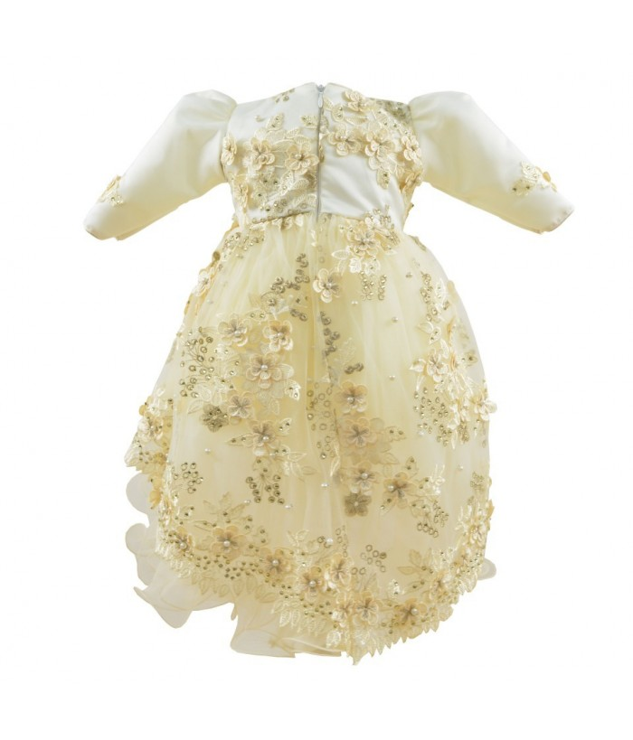 Rochita pentru fetite,  Sandra, 0-9 luni, JuliaKids, 5603