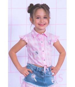 Tricou fete, 2-7 ani, Pamina, 28612