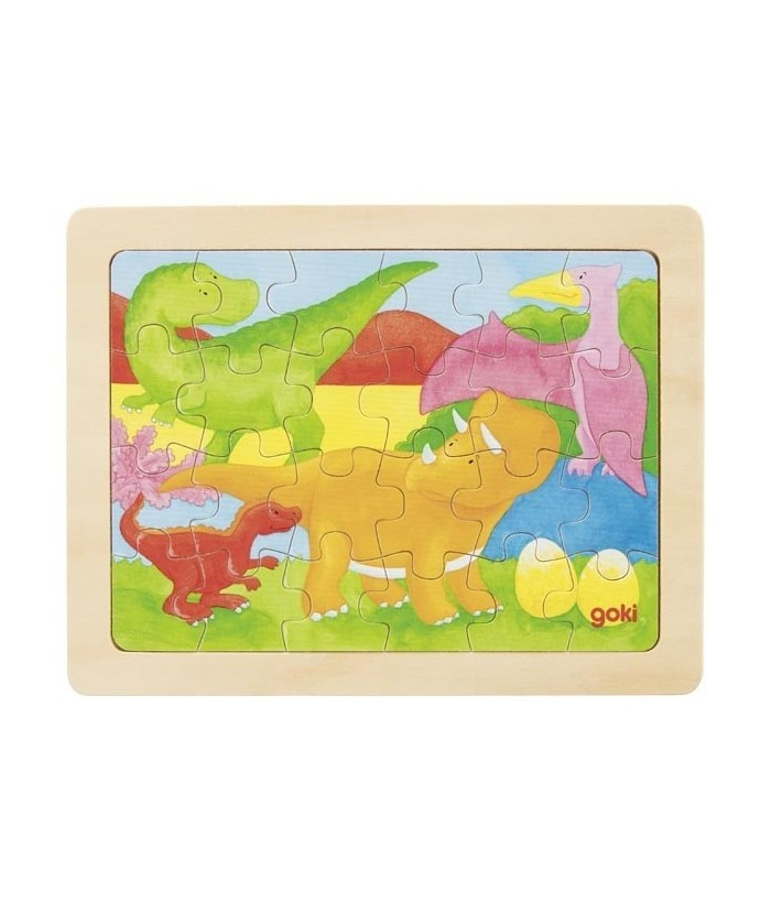 Puzzle 1000 culori Goki