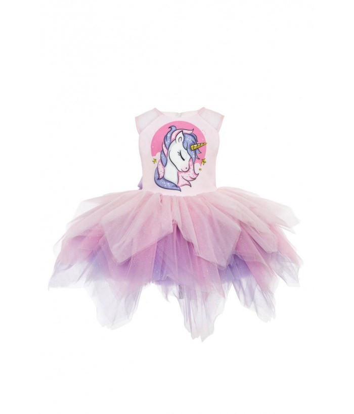 Rochita Unicorn, 4-8 ani, Pamina, 28704