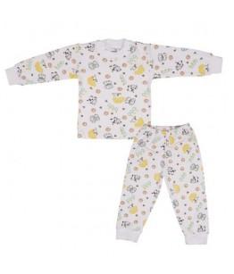 Pijamale baieti, 1-6 ani, bumbac, Pifou, 28735