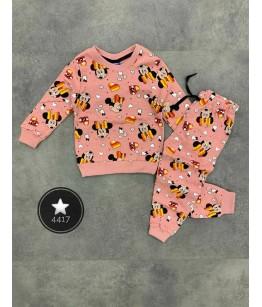 Pijamale fete, 3-12 ani, bumbac, 28737