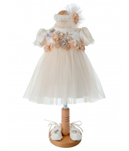 Rochita eleganta de fetita, 0-6 luni, 28900