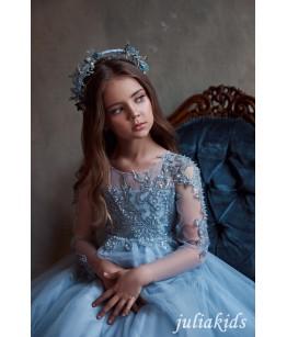 Rochita cu trena fete, 2-18 ani, JuliaKids, 28745