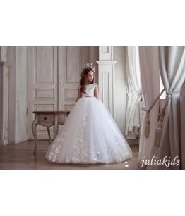 Rochie eleganta de printesa, 2-18 ani, JuliaKids, 27579