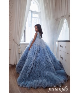 Rochita eleganta de printesa, 2-18 ani, JuliaKids, 27576
