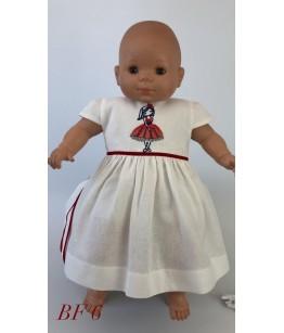 Rochita fetita 0-12 luni, bumbac, 28908
