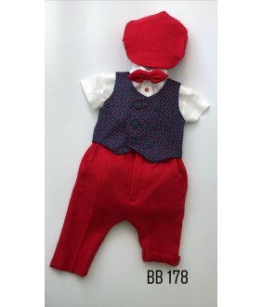 Costum baieti, 0-12 luni, Evel Mod, 28918