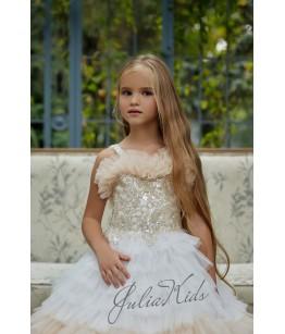 Rochita lunga printesa, 2-18 ani, JuliaKids, 28593