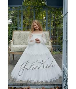 Rochita eleganta de printesa, 2-18 ani, JuliaKids, 28594