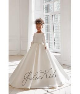 Rochie lunga de printesa, 2-18 ani, JuliaKids, 28644
