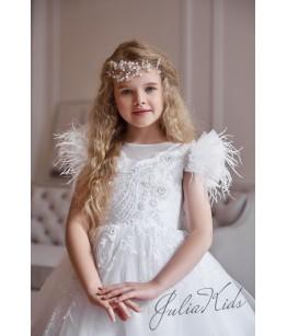 Rochie lunga de printesa, 2-18 ani, JuliaKids, 28646
