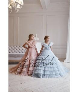 Rochie eleganta de printesa, 2-18 ani, JuliaKids, 28692