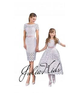 Rochii Mama-Fiica Little & Lady Mary, 29133